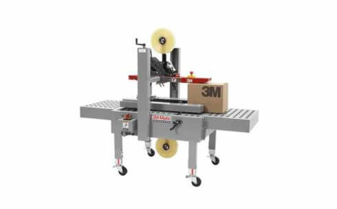 Case sealer 3M-Matic A80 model