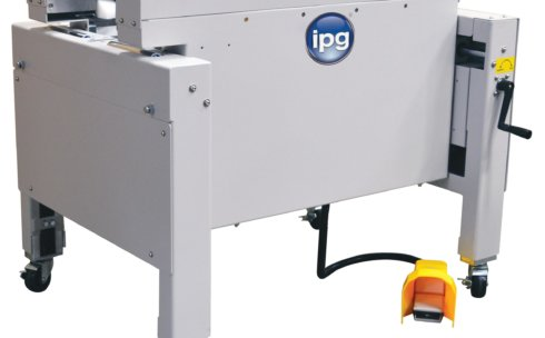 Formeuse de boîte Interpack UPF 2420 d'Intertape