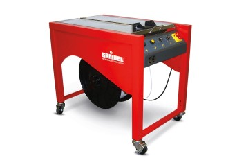 Samuel P650 semi-automatic strapping table