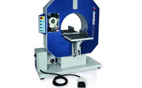 Compacta 6 horizontal wrapper from Robopac